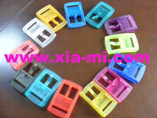 Plastic Buckle color card